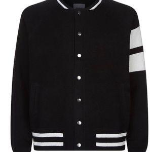 61fc68efac4f71 ZOE JORDAN Jackets   Coats - Zoe Jordan Cashmere Women s BLACK Edison JACKET